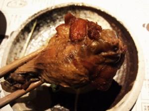 手羽先の生姜煮
