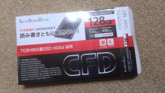 CFD128GBSSD