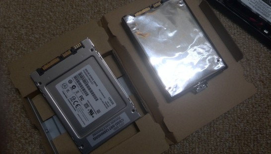 HDDとSSD